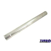 Kipufogó cső 0st 2,5 61cm rozsdamentes acél